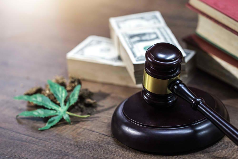fighting a marijuana posession