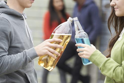 Alcohol in VA